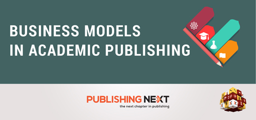 Panel Discussion: Business Models in Academic Publishing