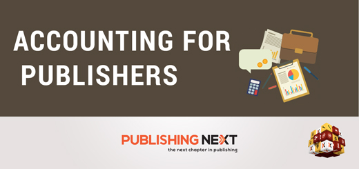 Workshop: Accounting For Publishers