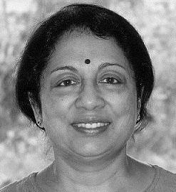 Speaker - Mini Krishnan